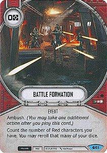 SW Destiny - Battle Formation