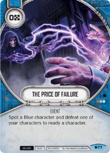 SW Destiny - The Price of Failure