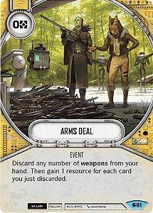 SW Destiny - Arms Deal