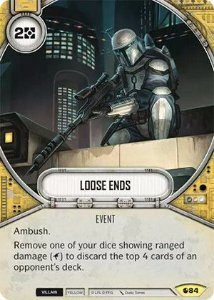 SW Destiny - Loose Ends