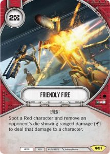 SW Destiny - Friendly Fire