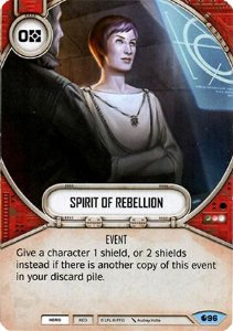 SW Destiny - Spirit of Rebellion