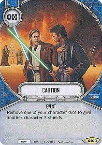 SW Destiny - Caution