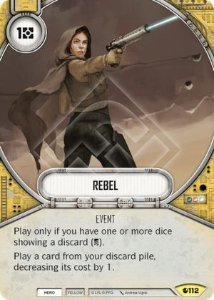 SW Destiny - Rebel