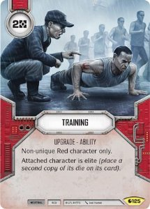 SW Destiny - Training