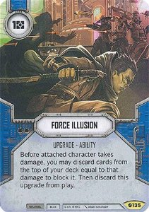 SW Destiny - Force Illusion