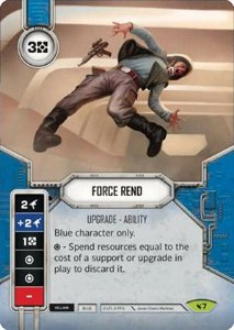 SW Destiny - Force Rend