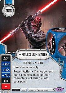 SW Destiny - Maul's Lightsaber