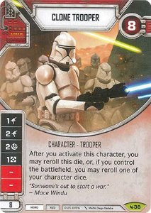 SW Destiny - Clone Trooper