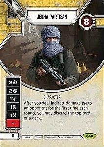 SW Destiny - Jedha Partisan