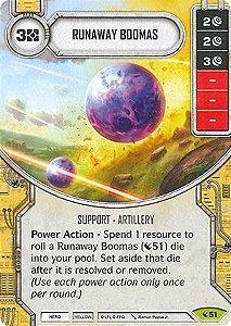 SW Destiny - Runaway Boomas
