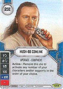 SW Destiny - Hush-98 Comlink