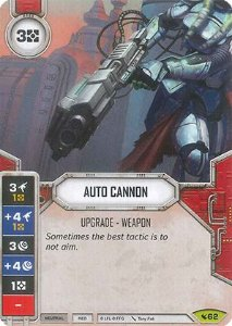 SW Destiny - Auto Cannon