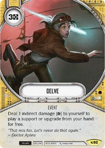 SW Destiny - Delve