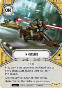 SW Destiny - In Pursuit