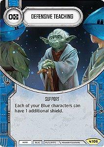 SW Destiny - Defensive Teaching