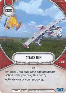 SW Destiny - Attack Run