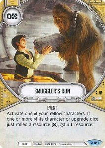 SW Destiny - Smuggler's Run