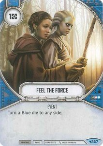 SW Destiny - Feel The Force
