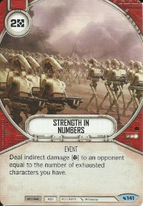 SW Destiny - Strength in Numbers