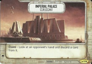 SW Destiny - Imperial Palace Coruscant