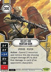 SW Destiny - Relby-V10 Mortar Gun