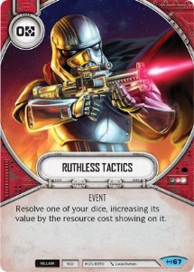 SW Destiny - Ruthless Tactics