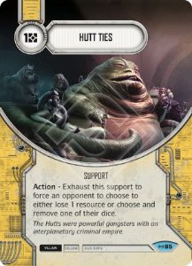 SW Destiny - Hutt Ties