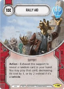 SW Destiny - Rally Aid