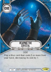 SW Destiny - Reaping The Crystal