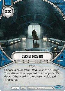 SW Destiny - Secret Mission