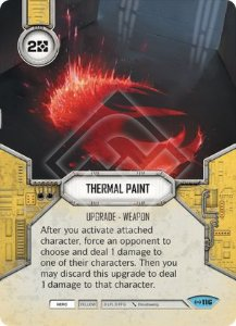 SW Destiny - Thermal Paint