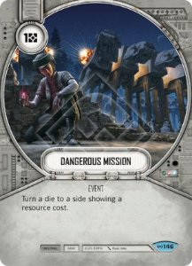 SW Destiny - Dangerous Mission