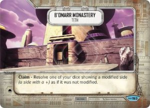SW Destiny - B'Omarr Monastery Teth