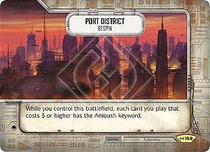SW Destiny - Port District Bespin