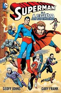 Superman - Superman e a Legião dos Super-Heróis