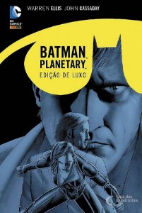 Batman Planetary Noite Sobre A Terra