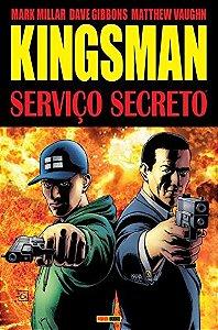 Kingsman Serviço Secreto