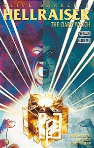 Hellraiser The Dark Watch #2 (de 3) Cubo