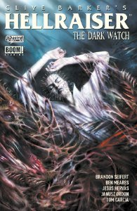 Hellraiser The Dark Watch #3 (de 3) Cenobita