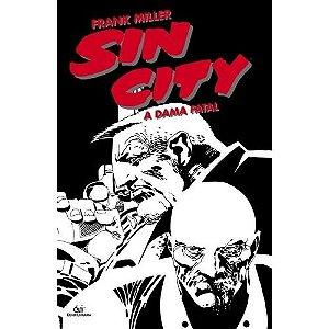 Sin City - A Dama Fatal 2ª Edição - 1ª Reimpressão