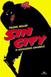 Sin City - Assassino Amarelo 2ª Edição 1ª Reimpressão