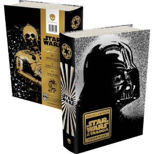 Star Wars A Trilogia - Darkside Books