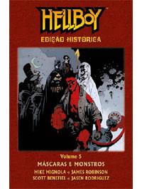 Hellboy - Máscaras e Monstros