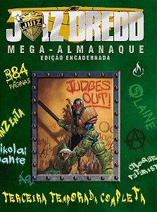 Juiz Dredd Mega-almanaque 03