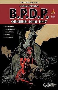 Hellboy e o BPDP 1952