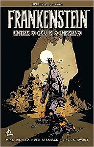 Frankenstein Entre o Céu e o Inferno (capa dura)