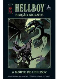 Hellboy Edição Gigante: A Morte de Hellboy