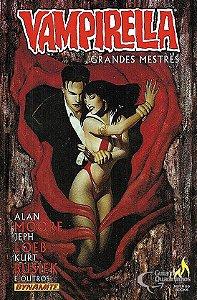 Mythos Vampirella Grandes Mestres Alan Moore