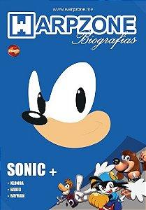 Warpzone Biografias 2 Sonic